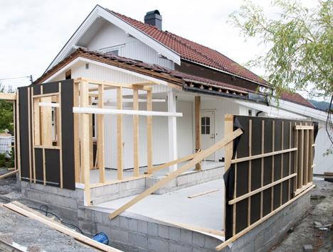 Bygge balkong selv