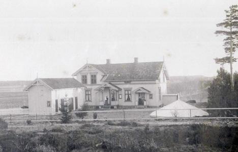 Hus fra 1905