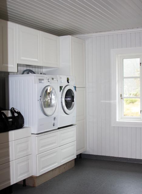 Moderne vaskerom