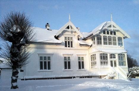 Vintervilla
