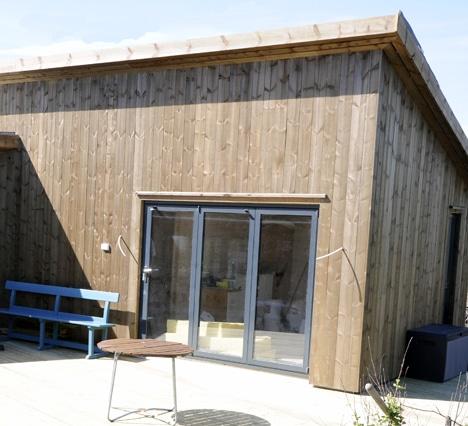 Jernvitrol hytte