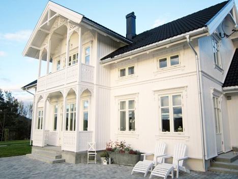 Sveitserhus pynt