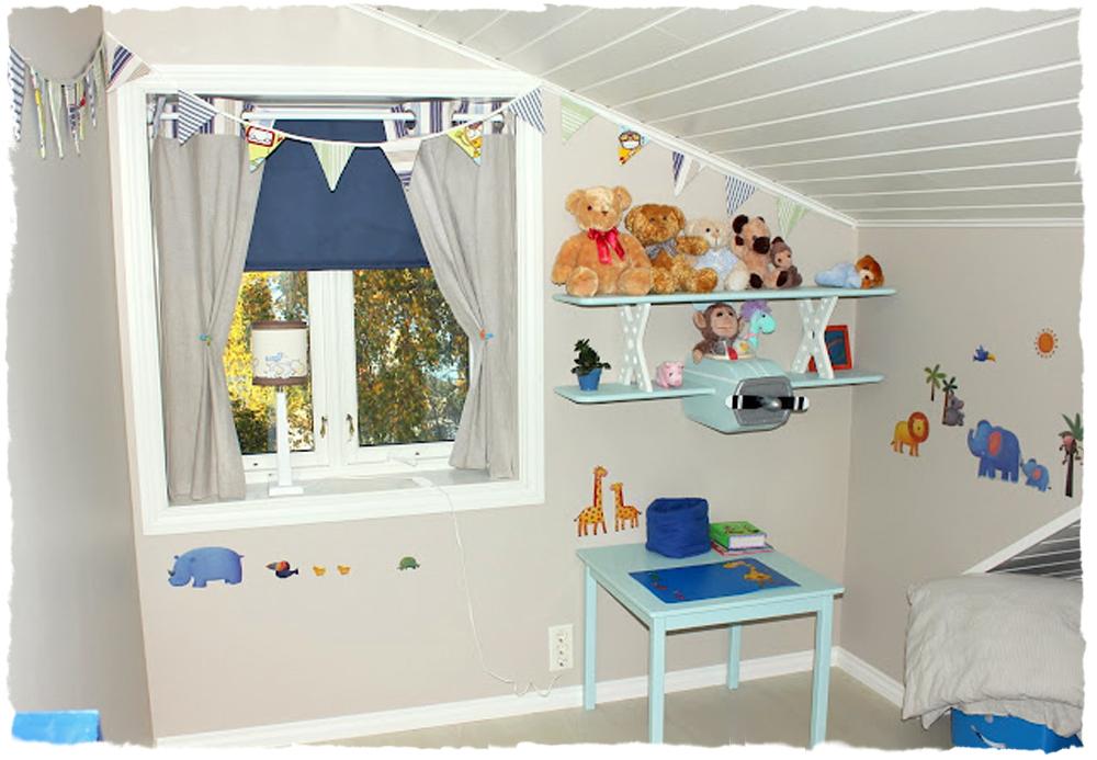 Bergene holm blogg » morsom hylle til barnerommet