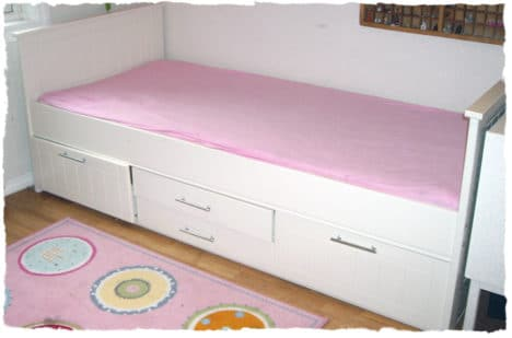 Bergene holm blogg » snekre en seng