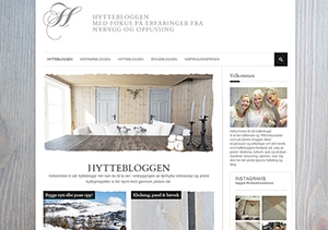 Hyttebloggen
