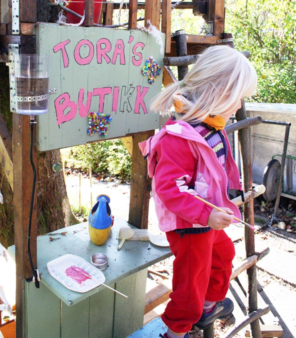 Toras butikk