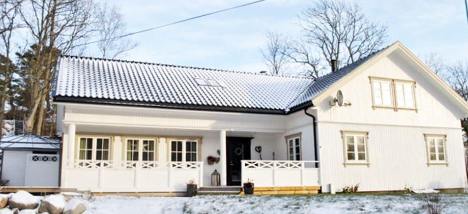 Større hus
