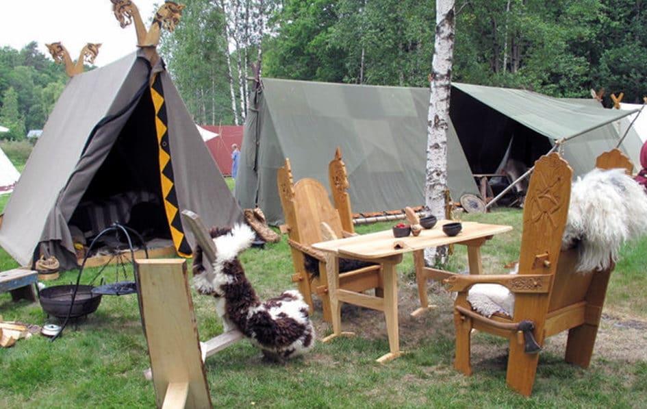 Stoler for vikinger