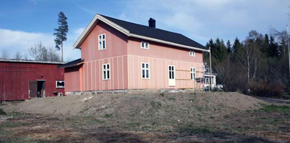 Restaurering av sveitserhus