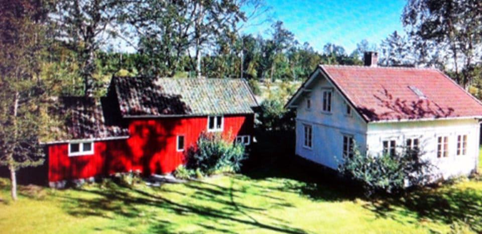 Hus i Helgeroa