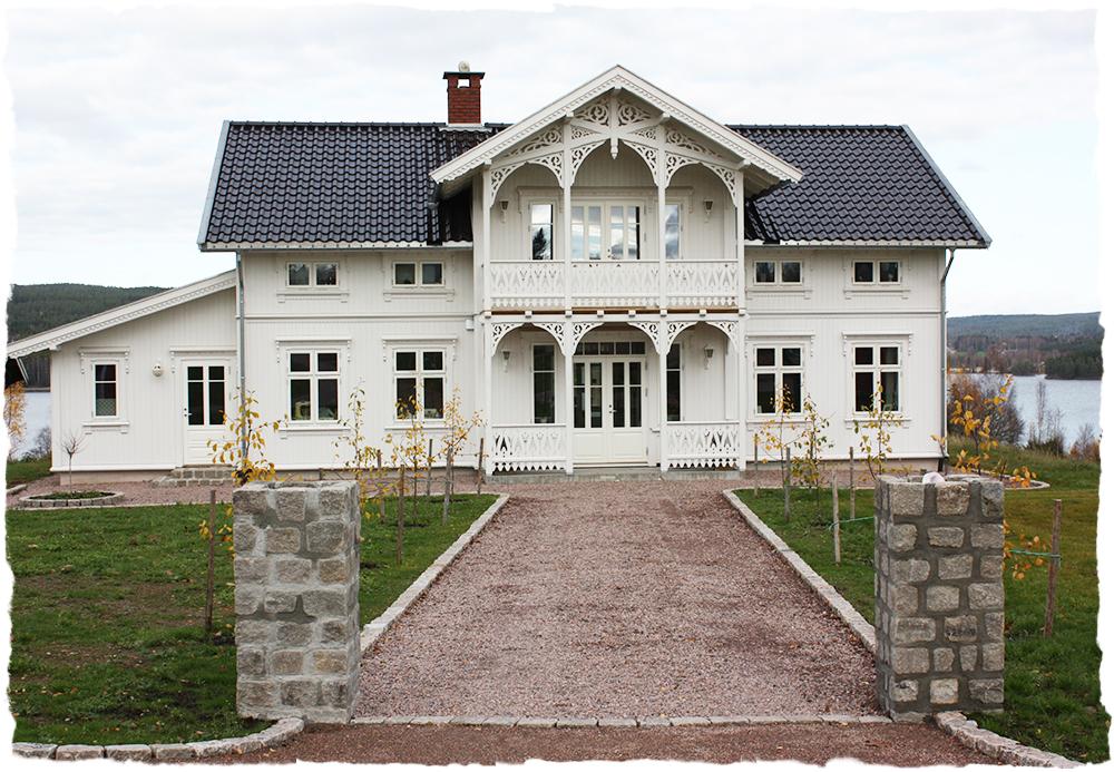 Sveitserstil hus