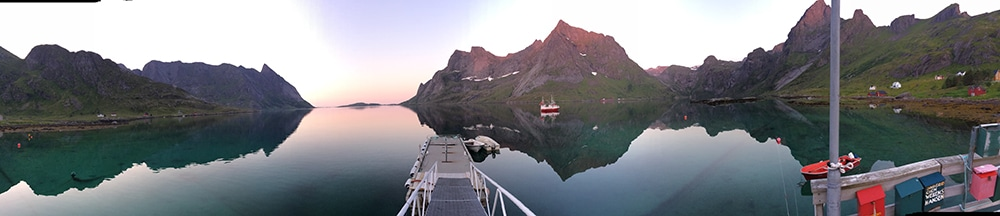 Utsikt Fra Vindstad