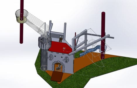 3D modell_1000
