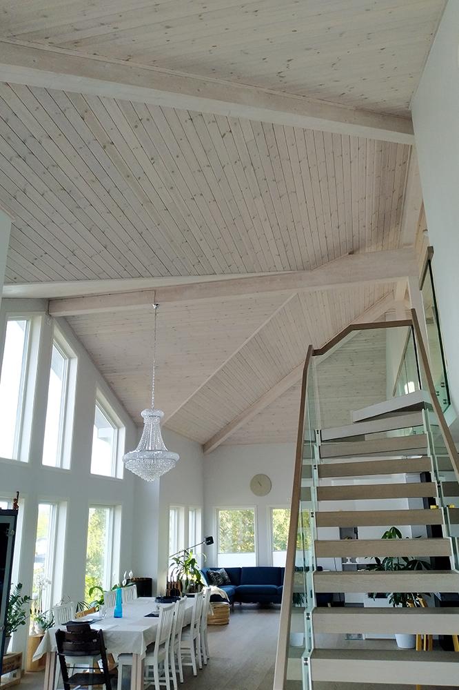 Bilde av tak og trapp - interiørprisfinalist nummer 3