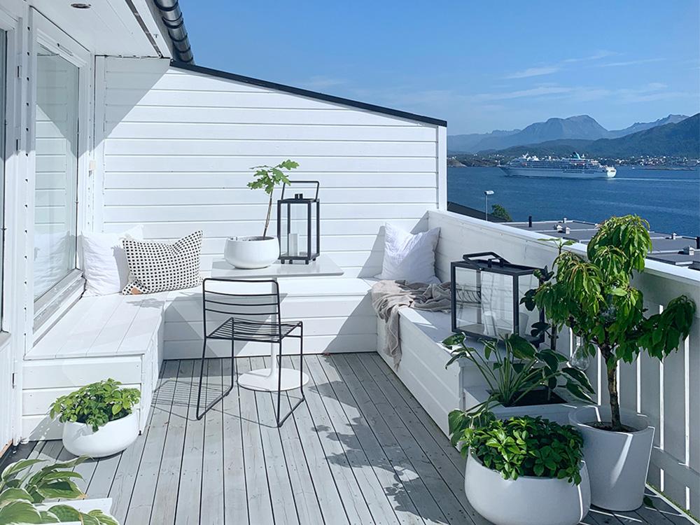 Bilde av ny terrasseseksjon - Åpen Klasse 2020 - finalist nummer 6