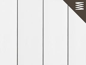Bilde av Hvit - Låvepanel Malt Kvistfri Fingerskjøtt lenke til produktside
