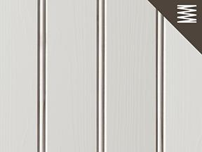 Bilde av Hvit - Perlestaff Malt Kvistfri Fingerskjøtt panel med lenke til produktside