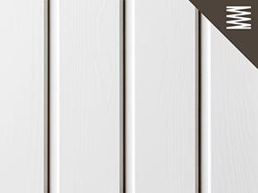 Bilde av Hvit - Skygge Skrå Malt Kvistfri Fingerskjøtt med lenke til produktside