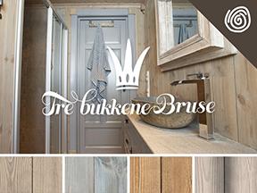 Bilde av Tre Bukkene Bruse - Interiørkolleksjon med lenke til vår produktoversikt