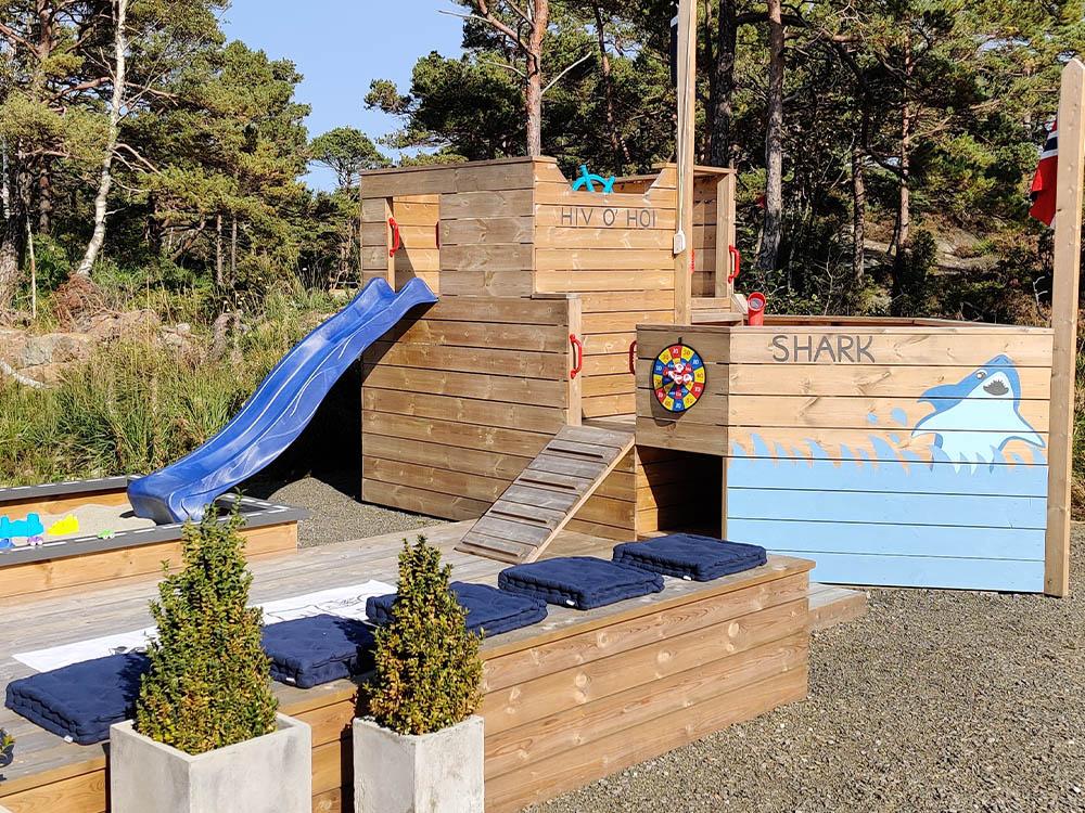Bilde av aktivitetspark barnas trepris finalist 2021 nummer 1