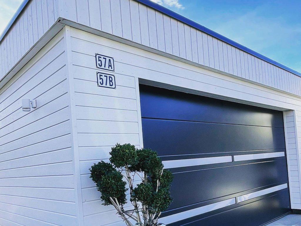 Bilde av garasjen til finalist nummer 7 i eksteriørprisen 2021.